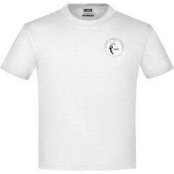 Junior Basic-T mit Brustlogo