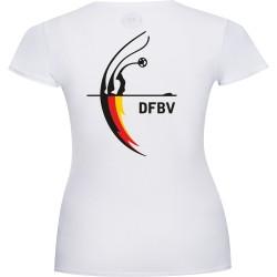 Damen HD T-Shirt mit DFBV...